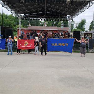 local fundraiser, veteran programs