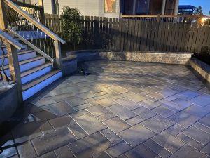 concrete paver decks