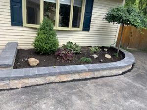landscaping retainer walls
