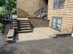 hardscaping near me, concrete pavers